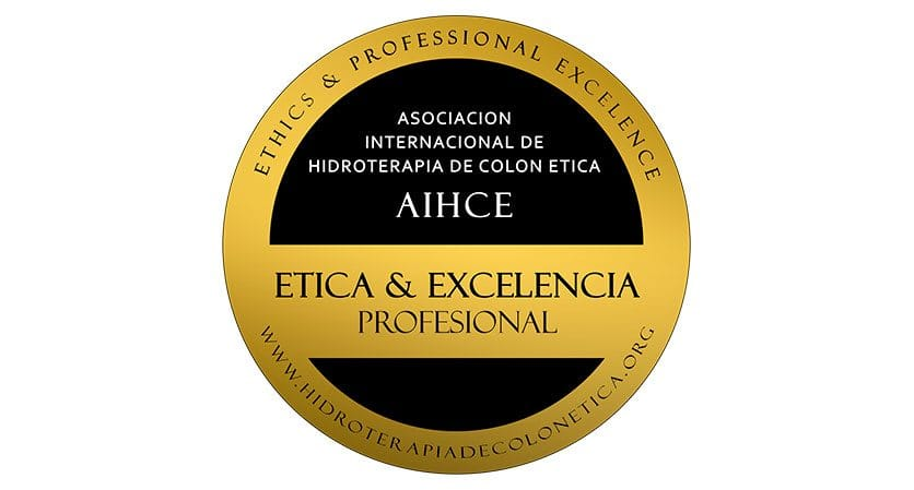 Premio internacional hidroterapia de colon